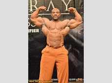 Dexter Jackson guest posing 5 weeks before the Mr Olympia