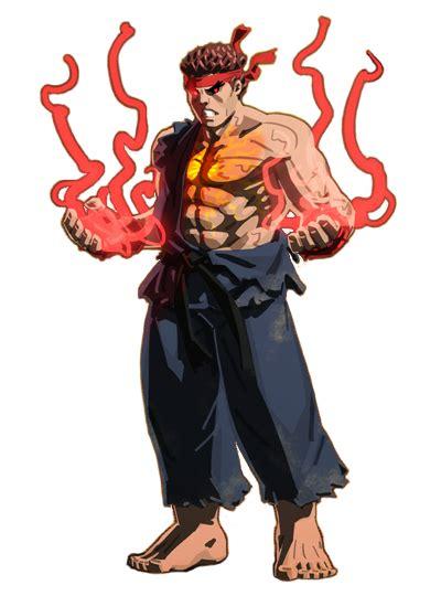 Evil Ryu Street Fighter Wiki Fandom Powered By Wikia