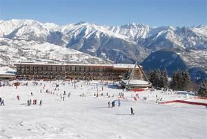 Wintersport Le Corbier Snowtime Travel