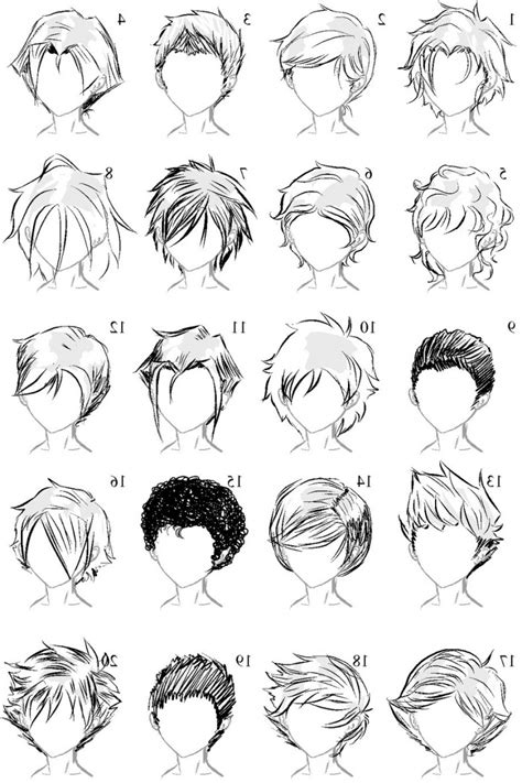 guy drawing hairstyle     ayoqq cliparts