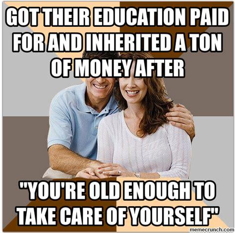 Scumbag Meme - scumbag parents