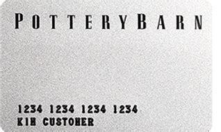 pottery barn credit card pottery barn credit card payment comenity net