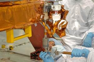 NASA - Practicing on Flight Support System Hardware