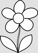 Flower Coloring Bouquet Adult Clipart Imgbin sketch template