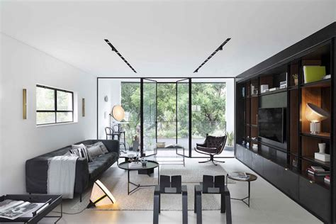 An Approachable Take On Luxury Apartment Design : Apartments Interior Design Ideas And Pictures