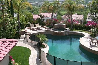 Pool Fence Garden Safety Mesh Fencing Dcs