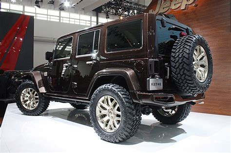 Jeep Wrangler Sundancer Concept #photo