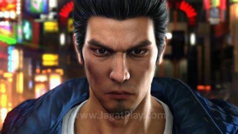 yakuza  unjuk gameplay perdana jagat play