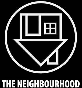 """The Neighbourhood Logo"" Posters by blackmeetswhite"