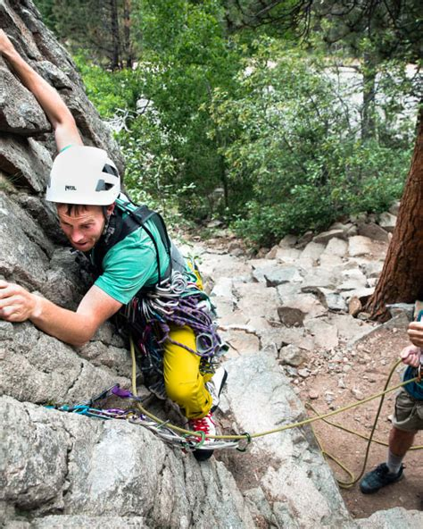 The Best Tips For Becoming Worst Trad Climber