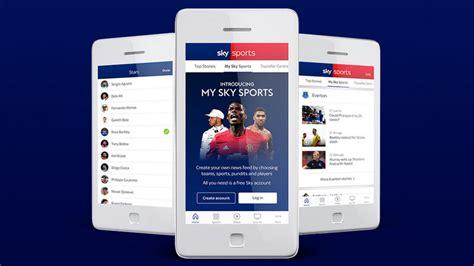 sky sports mobile app enjoy    personal