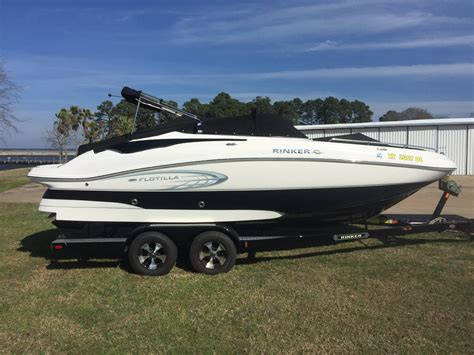 Used Rinker Boats For Sale by Deck Boat Rinker Boats For Sale Boats