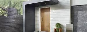 Vordach Hauseingang Modern : vordach aus holz am hauseingang selbst anbauen ~ Michelbontemps.com Haus und Dekorationen