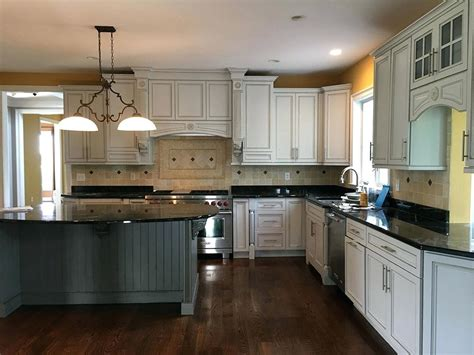 oyster color kitchen cabinets brown painted kitchen cabinets before and after kitchen 3912