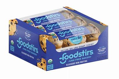 Blueberry Muffins Packs Muffin Foodstirs