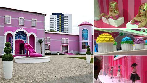 Barbie Wohnt Jetzt In Berlin Morgen Eröffnet Das