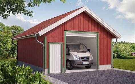 Port Side Garage by V 228 Lkommen Till Kungsbacka Garaget Kba Garaget Prefab