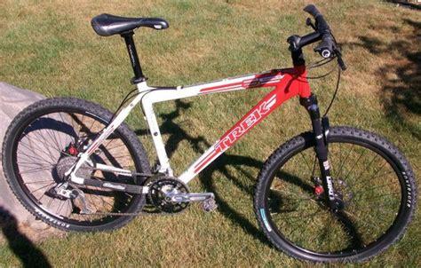 Trek 6000: kiva_wi's Mountain Bike || SINGLETRACKS.COM