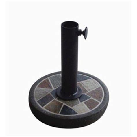 paramountpatioflare mosaic natural stone umbrella base