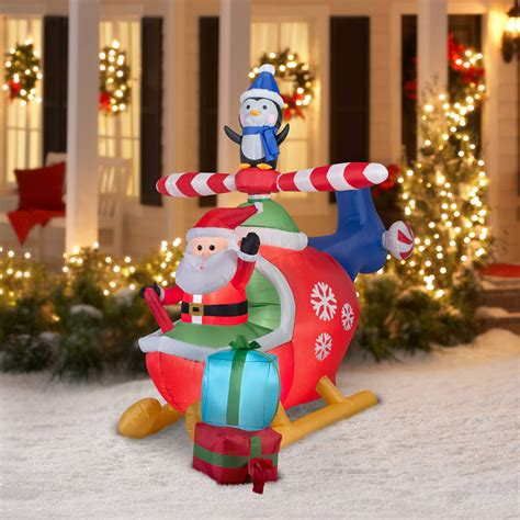 inflatable christmas decoration stopped working www