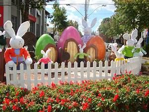 PROJETO 189 Galeria de Fotos Decoração de Páscoa