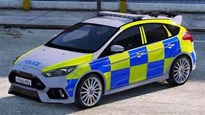 2016  2017 Police Ford Focus Rs  Marked  Unmarked