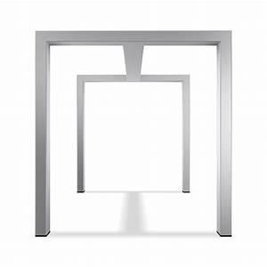 Tischgestell Metall Nach Mass : metall werk z rich ag tischgestell typ 4 ~ Markanthonyermac.com Haus und Dekorationen