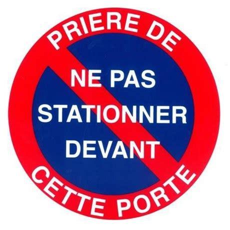 coffre fort bureau metro fr picto rigide ne pas stationner devant porte