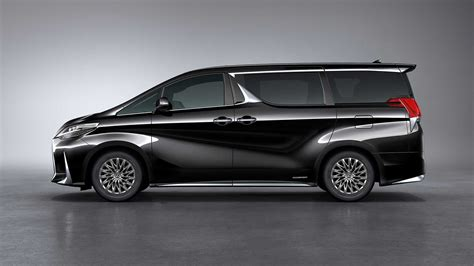 2019 Lexus Minivan by Lexus Lm Minivan Revealed At 2019 Shanghai Auto Show