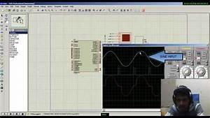 Firing Angle Control Of Triac Using Atmega16 Microcontroller Simulation