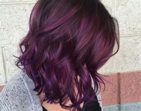 blackberry hair color newbeauty