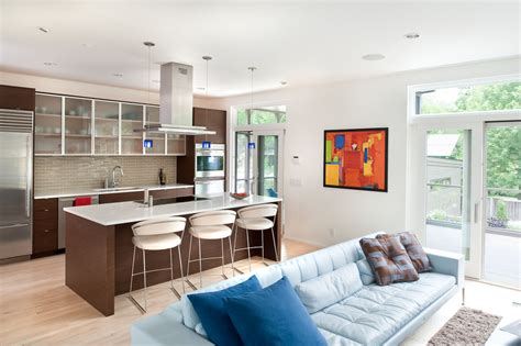 kitchen living room design ideas 10 amazing ideas to design kitchen combined with living room