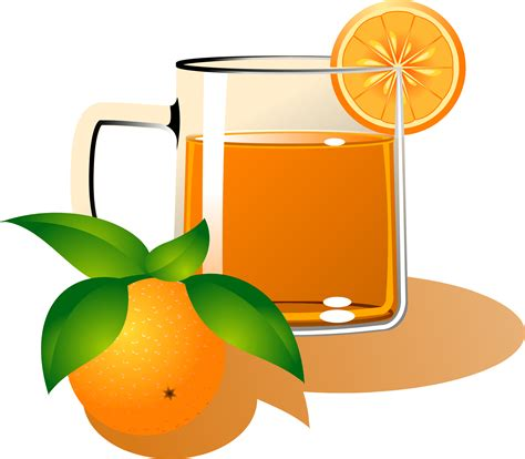 Orange juice fruit 7 free images at vector clip art   WikiClipArt