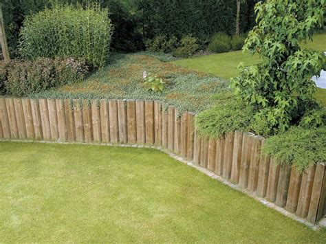 cloture jardin bois cloture de jardin en bois prix cloture bois idmaison