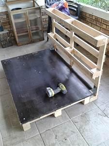 Fabrication Avec Palette : construction en palettes bois maison design ~ Preciouscoupons.com Idées de Décoration