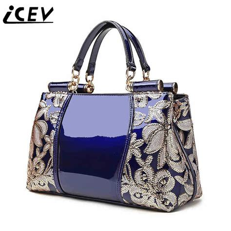 Icev New Brands Flower Luxury Handbag Designer Handbags