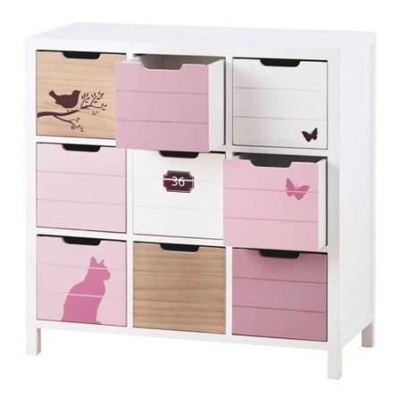 meuble de rangement chambre fille mobilier et meuble pour ranger une chambre de fille meuble