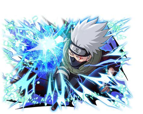 Kakashi Hatake Severing Lightning