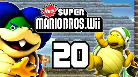 New Super Mario Bros Wii  Let's Play New Super Mario