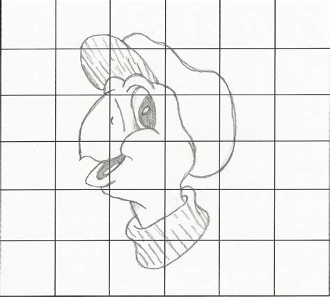 tippy  turtle grid drawing  mjb  deviantart