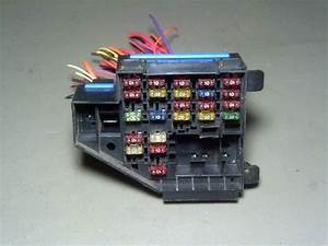 96 1996 Buick Skylark Under Dash Fuse Box Fusebox Pigtail