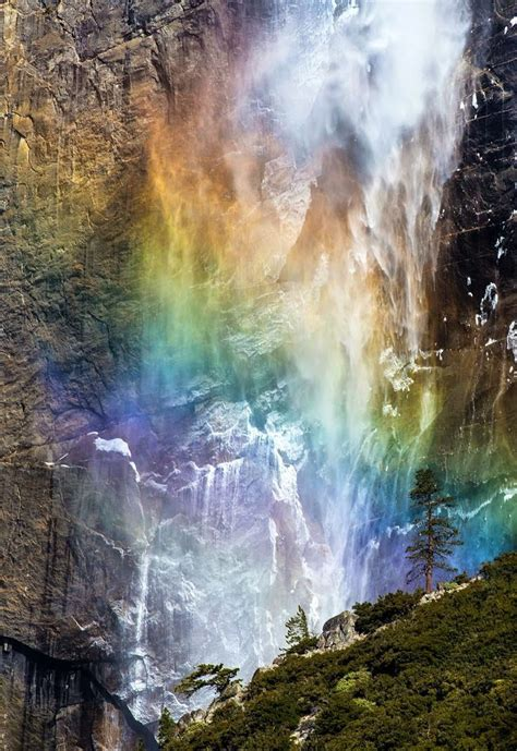 Best Real Life Rainbows Images Pinterest