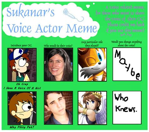 Next Gen Dev Meme - gf next gen voice actor meme by rise of majora on deviantart