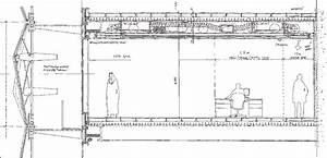 This Schematic Section Through The South Of The Building