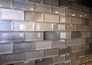 subway tile kitchen ideas clear glass subway tile glass subway tile backsplash