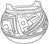 Coloring Monstrance Pottery Pages Clay sketch template