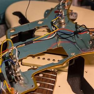 Fender Affinity Jazzmaster Wiring Diagram
