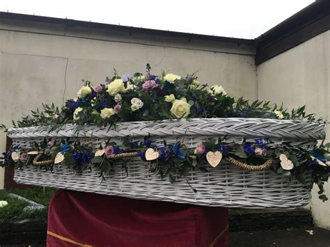 320 Best Funeral Flower Tributes Images On Pinterest