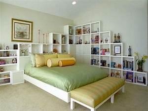 44, Smart, Bedroom, Storage, Ideas