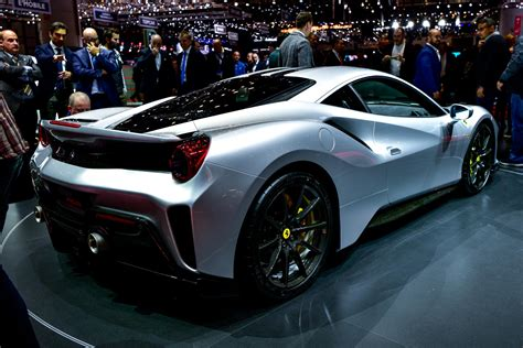 Ferrari At The Geneva Motor Show 2018